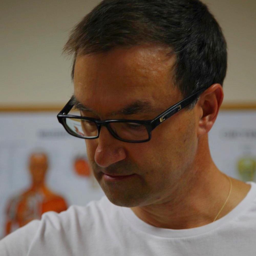 Кинезиолог Самусенко Андрей